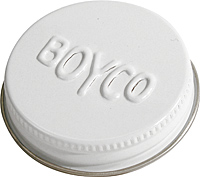 boyco screw on lid gas oil