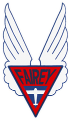 fairey propeller decal sticker