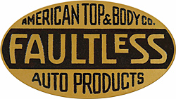 american top body faultless plate brass