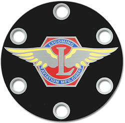 lycoming aircraft propeller cover plate