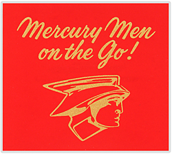 mercury men on the go waterslide decal sticker